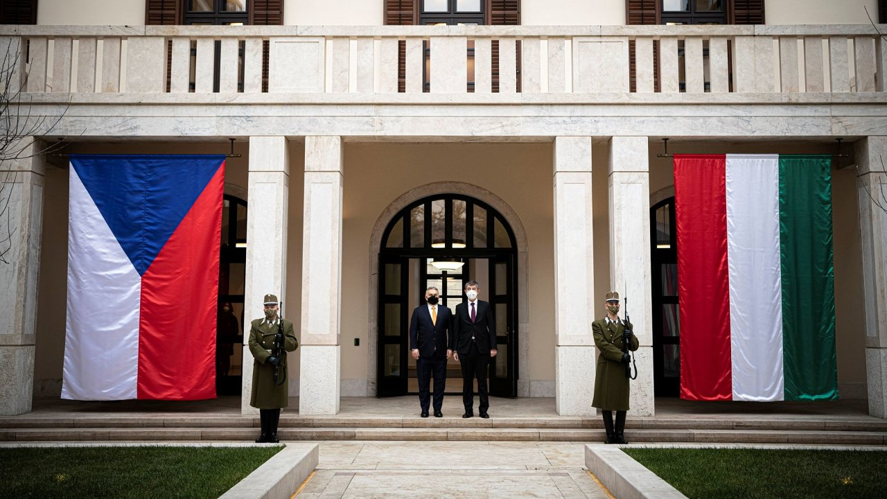 Premiér Babiš si podle svých slov odváží z návštěvy Maďarska