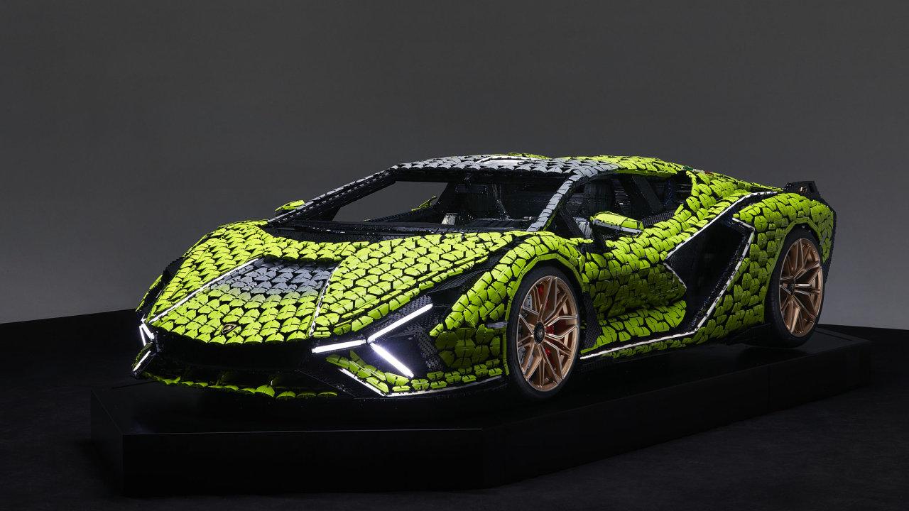 Lego Lamborghini Sián