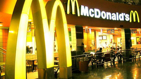 McDonald's ukončil po 41 letech partnerství s Mezinárodním olympijským výborem. - Ilustrační foto
