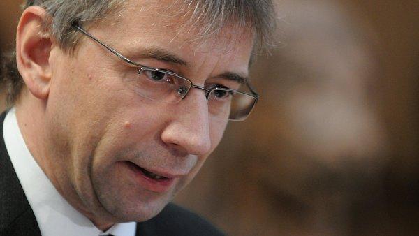 Odcházející poslanec Jaromír Drábek