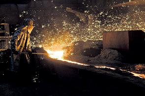 Ocelářské skupině Z-Group klesly tržby o 13 procent - Ilustrační foto.