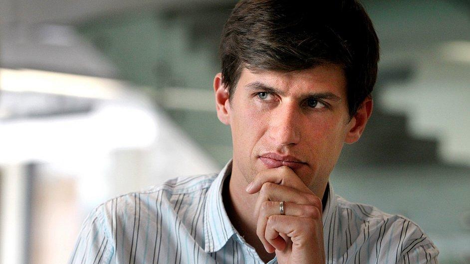 Ekonom Patria Finance Jan Bureš