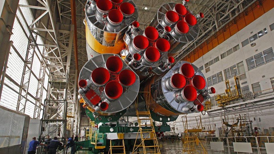 Bajkonur, kosmodrom