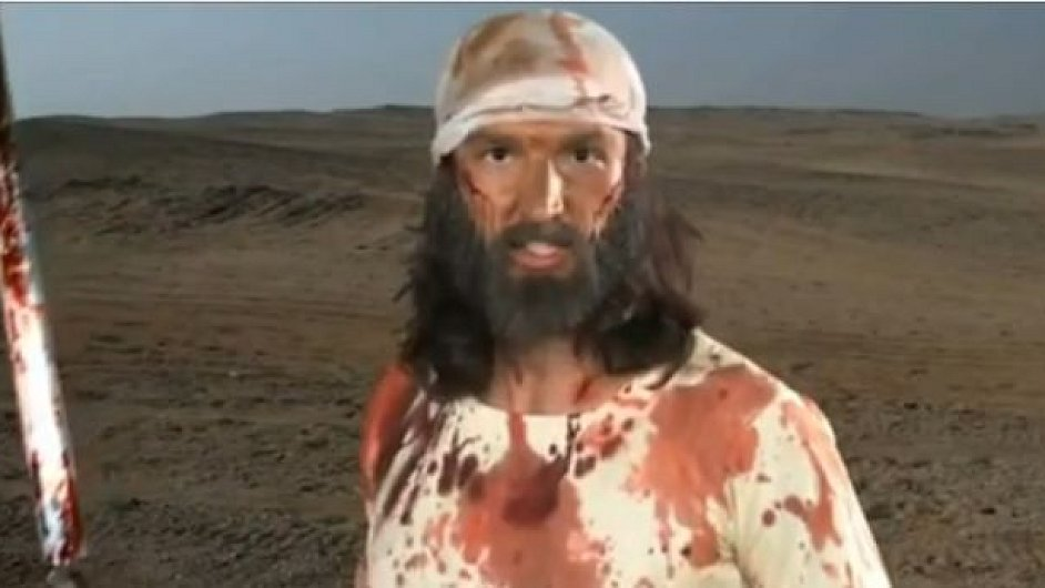 Záběr z kontroverzního snímku Nevinnost muslimů