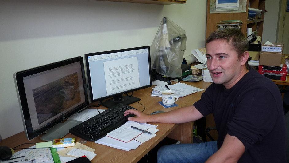 Vulkanolog Vladislav Rapprich