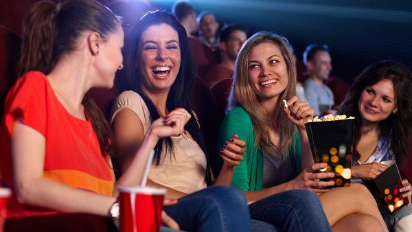 Návštěva kina nás v následujících letech vyjde dráž (Ilustrační foto).
