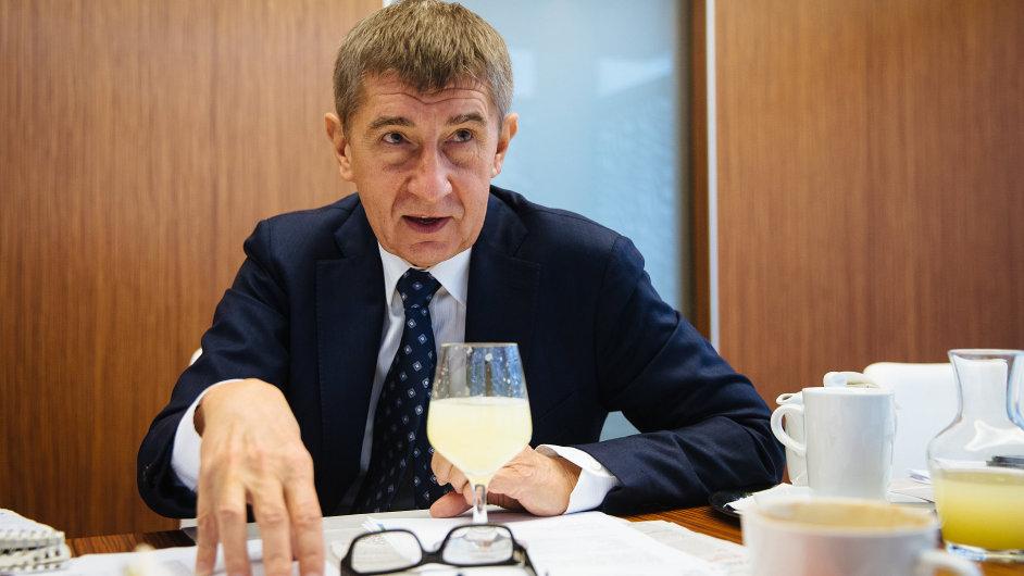 Andrej Babiš zhřejmě nejvíce odčerpává hlasy ODS