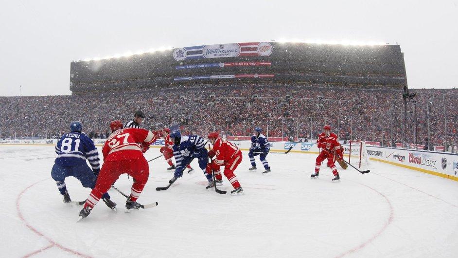 NHL pod širým nebem