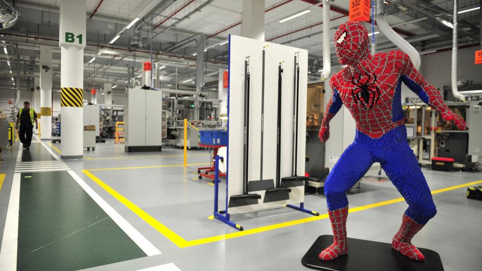 I Spiderman (zde v