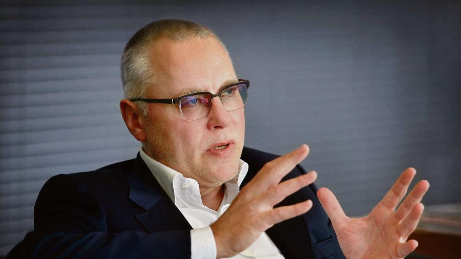Spolumajitelem RPG Bytů je i český miliardář Zdeněk Bakala.