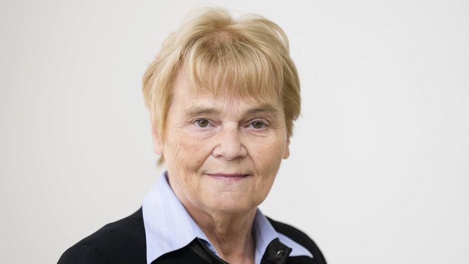 Hana Orgoníková (ČSSD)