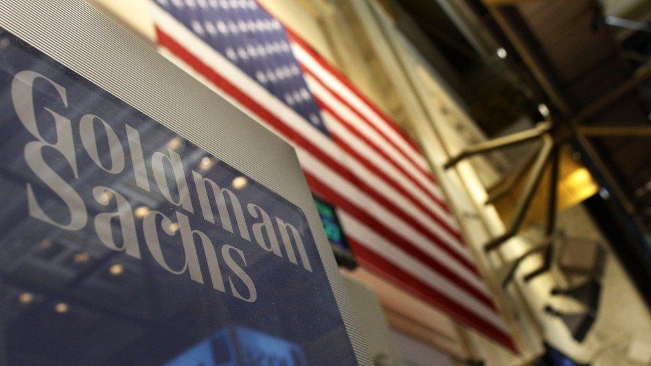 Americká investiční banka Goldman Sachs