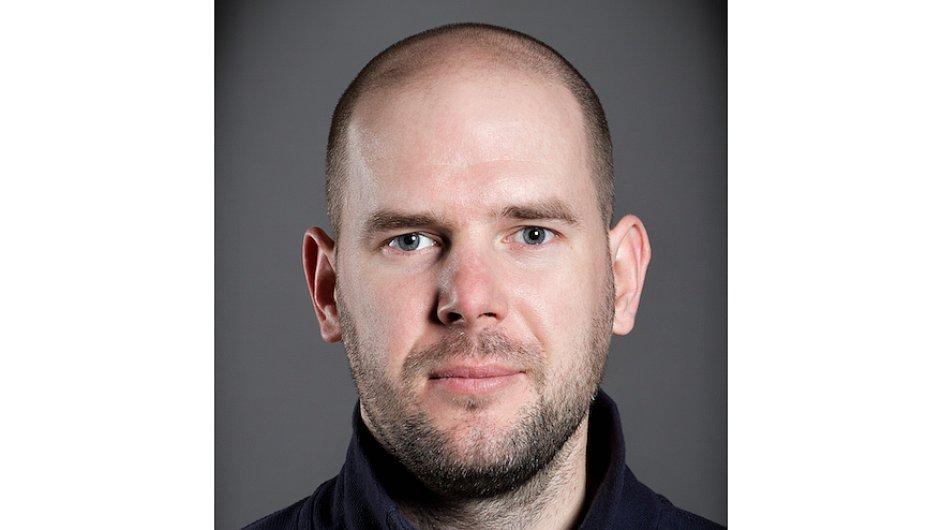 Daniel Blažek, marketingový ředitel Heureka