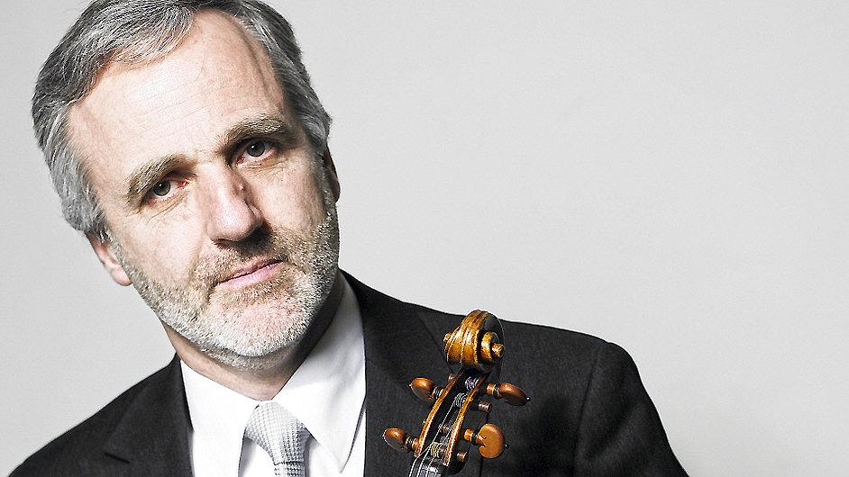Rainer Honeck působí ve dvou nejdůležitějších vídeňských orchestrech.