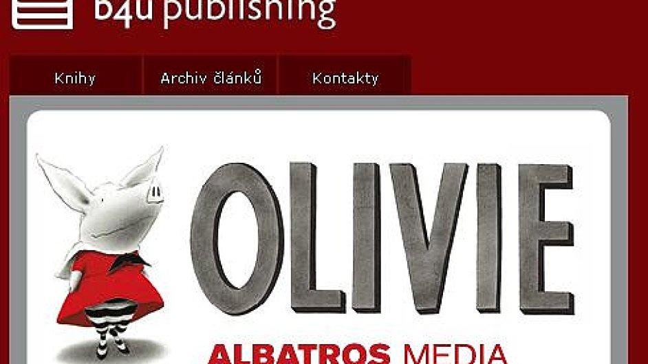 B4U Publishing se v ČR mění na Albatros