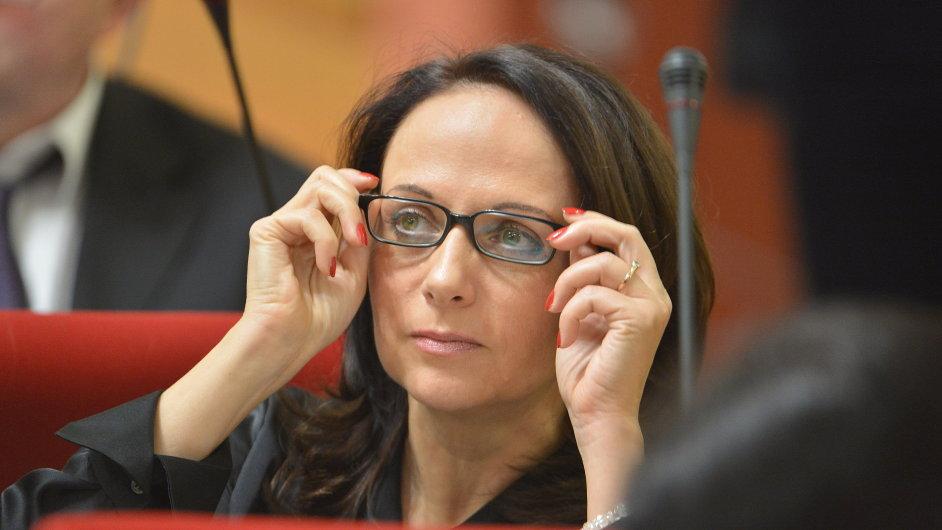 Primátorka Adriana Krnáčová (ANO)
