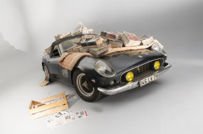 Ferrari ze stodoly se na aukci prodalo za 452 milionů korun