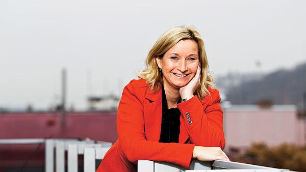 Renata Mr�zov�, prvn� d�ma tuzemsk�ho byznysu.