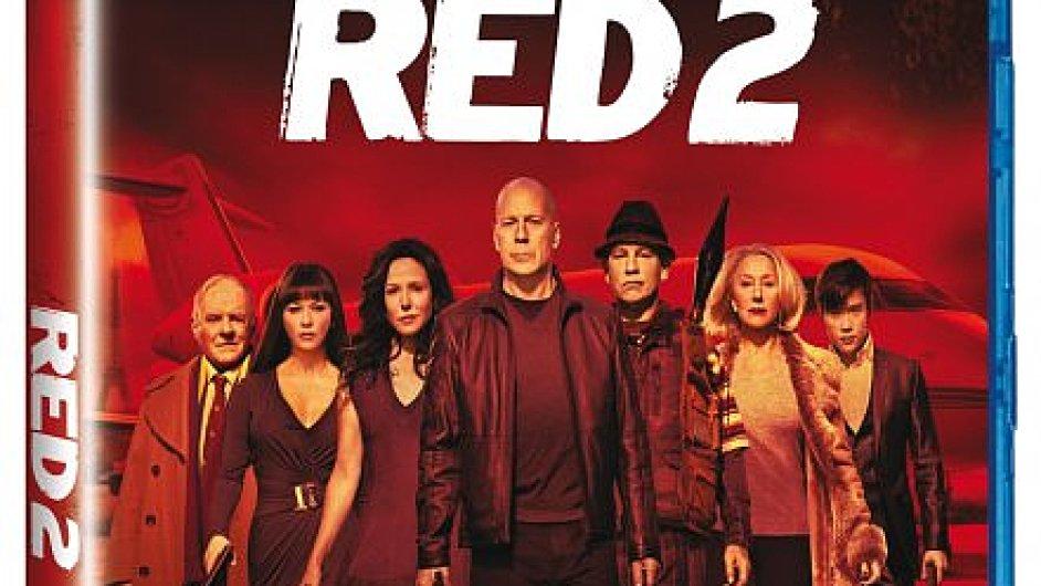 Bontonfilm na Blu-Rayi nedávno vydal film Red 2.