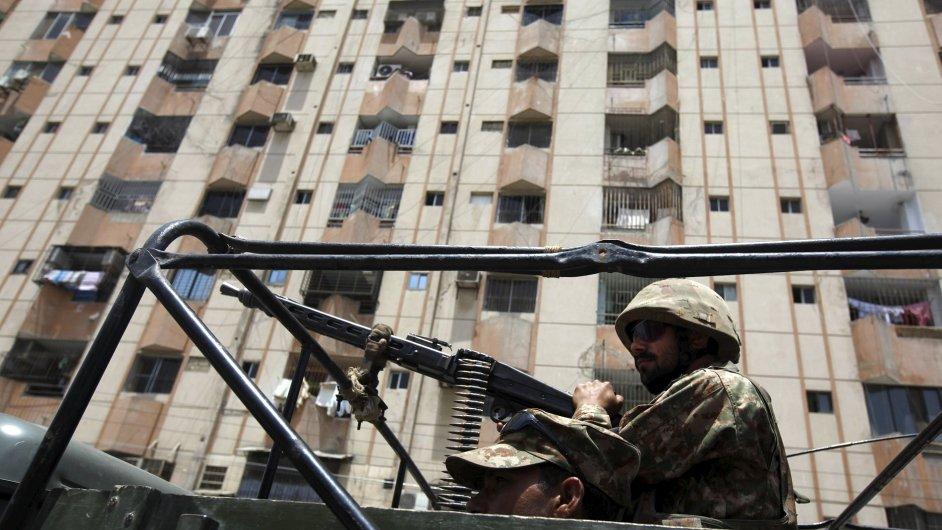 Útok na šíity si vyžádal čtyři desítky mrtvých - ilustrační foto.