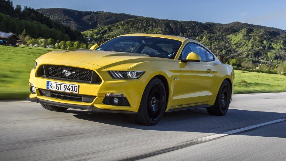 Šestá generace Fordu Mustang