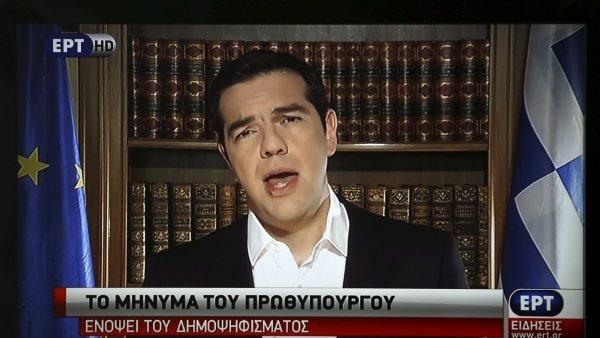 �iv�: Referendum se m�e konat. �stavu neporu�uje, rozhodl �eck� Nejvy��� spr�vn� soud