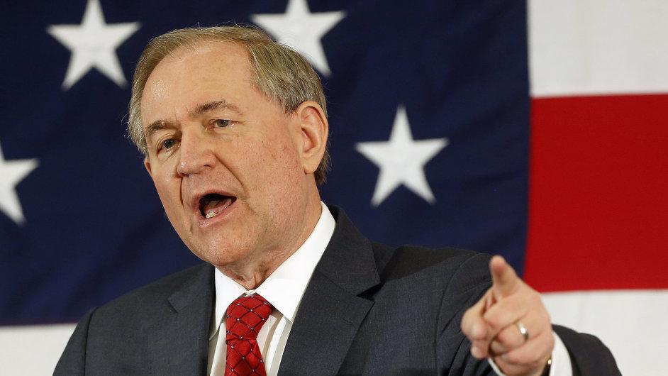 eb19dc6986b Už 15. kandidát republikánů  Bývalý guvernér Gilmore chce být ...