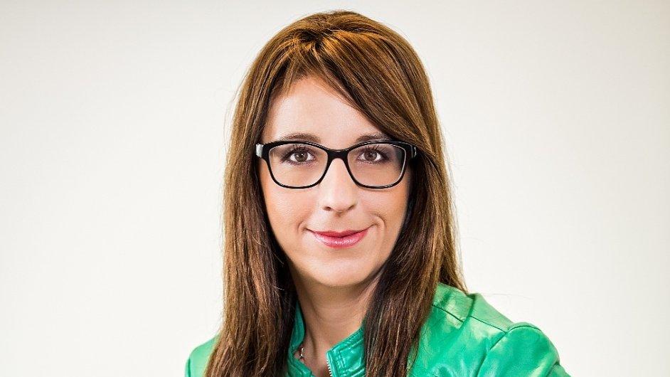 Kristína Félová, generální ředitelka společností Slovnaft Česká republika, MOL Retail Česká republika, MOL čerpací stanice a Pap Oil