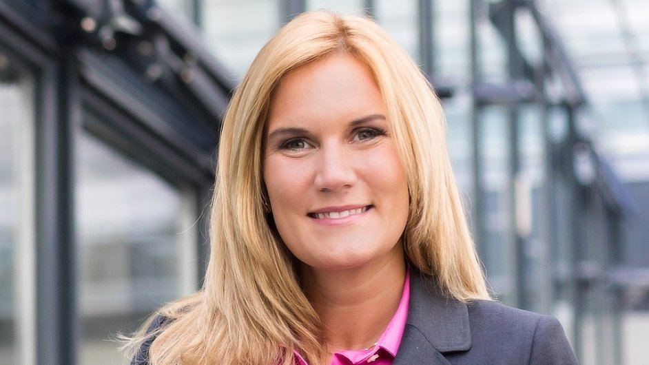 Kateřina Krásová, ředitelka marketingu Hypoteční banky