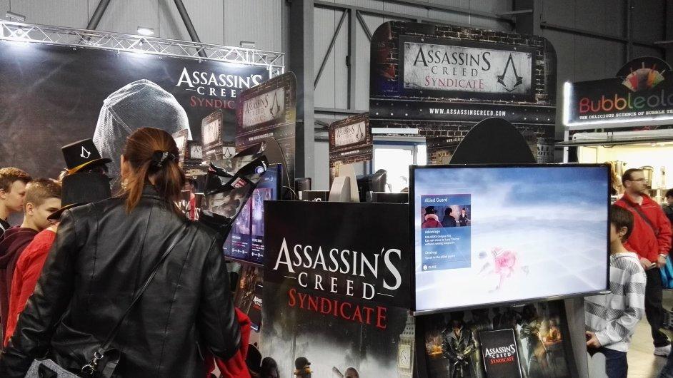Veletrh For Games v Praze představil nový díl série Assassin's Creed