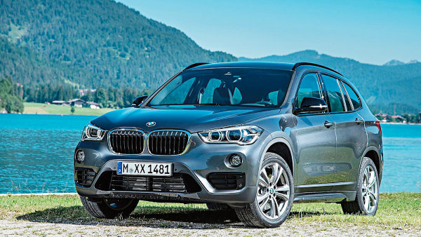 Díky zásadní proměně designu teď X1 silně připomíná větší a dražší modely X3 a X5.