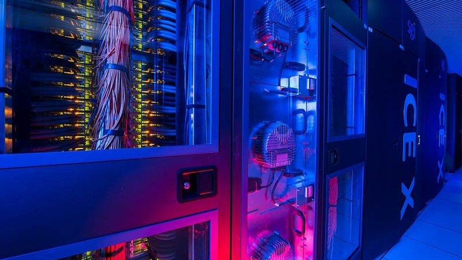 Superpočítač Pangea společnosti Total