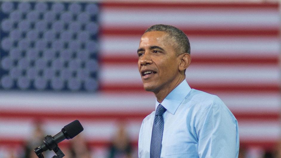 Nejoblíbenější sociální sítí je mezi politiky Twitter. Barack Obama je naněm vidět nejvíc.