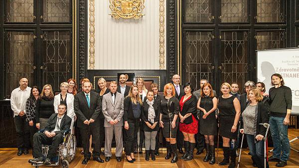 Nominovaní a finalisté soutěže Zdravotně postižený zaměstnanec roku 2015
