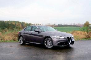 Alfa Romeo Giulia: Kráska, na kterou se dlouho čekalo