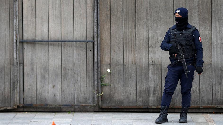 Turecko, Útoky v Istanbulu, Policie