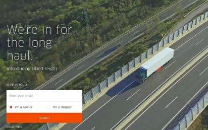 Aplikace Uber Freight pro párování nákladů s dopravci by měla být spuštěna v nejbližších měsících.