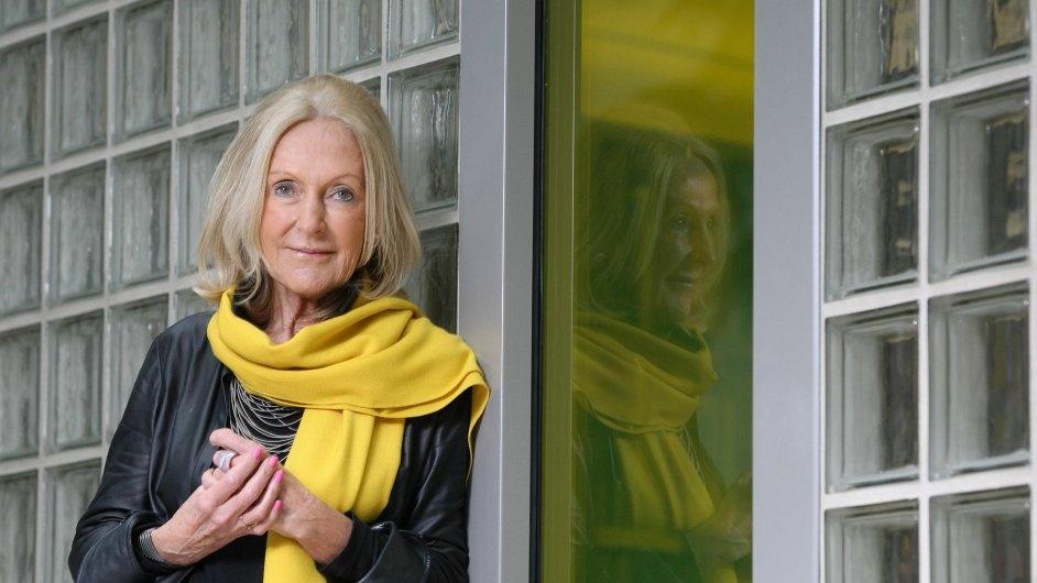 Architektka Eva Jiřičná stojí za novou tváří showroomů Beltissimo.