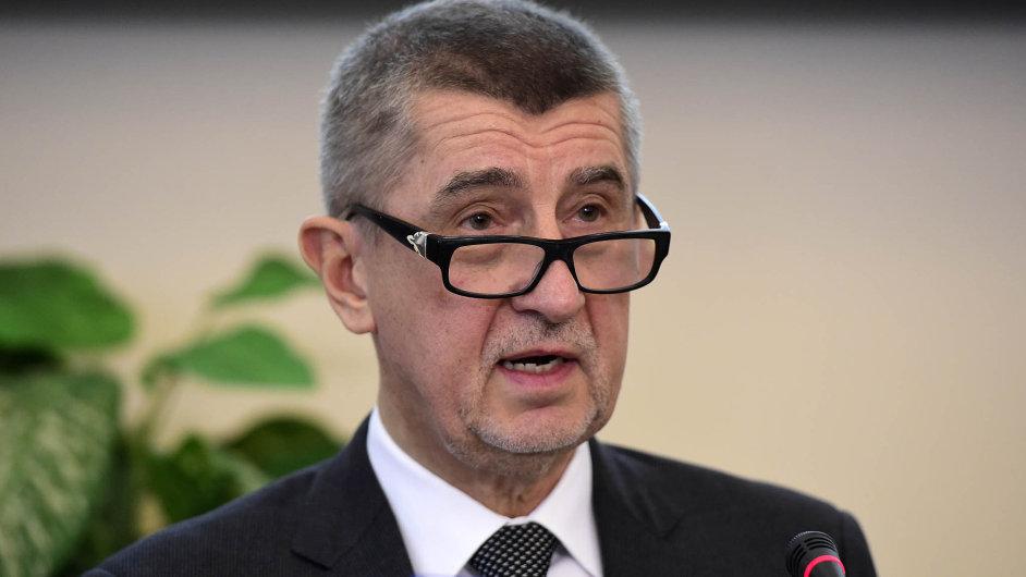 """""""ČT proti nám zneužívá svého postavení veřejnoprávního média,"""" tvrdí šéf ANO Andrej Babiš."""