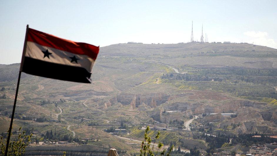 Sýrie - Ilustrační foto.