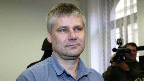 Jiří Kajínek při procesu v roce 2004.