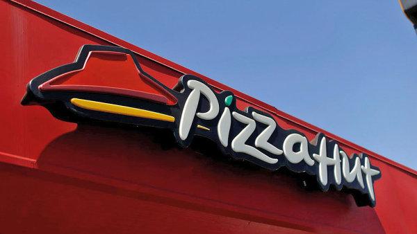 Jak bude vypadat Pizza Hut u nás? Provozovatel to zatím nechce prozradit.