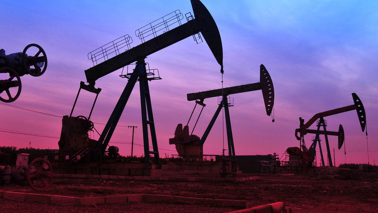 Francouzská ropná firma Total zahájila velké investice - Ilustrační foto.