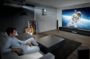 Majestátní projektor BenQ X12000 s Ultra HD rozlišením si zaslouží vlastní pokoj s popcornem