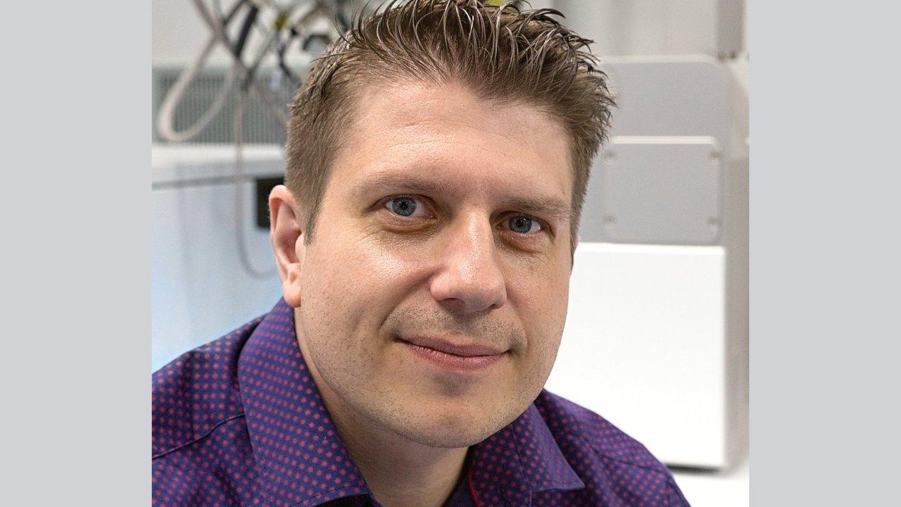 Vratislav Košťál, ředitel výzkumu a vývoje společnosti TESCAN