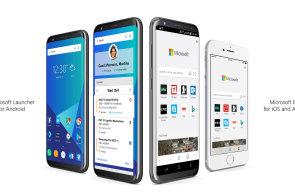 Microsoft poslal mobilní Windows k ledu, chce ovládnout Android i iOS prohlížečem Edge