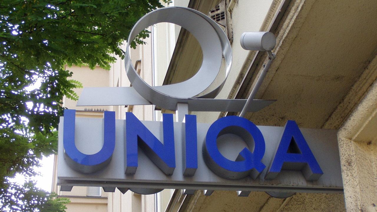 Pojišťovna UNIQA.
