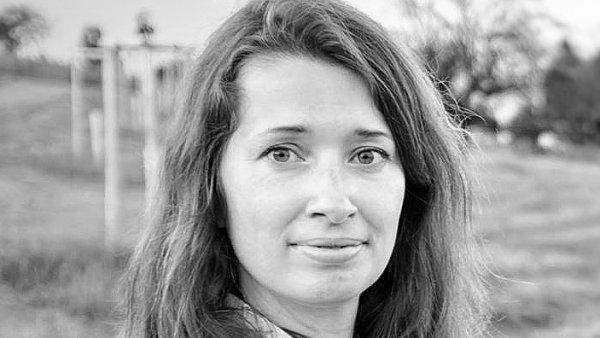 Lenka Fučíková, marketingová manažerka společnosti Konsepti