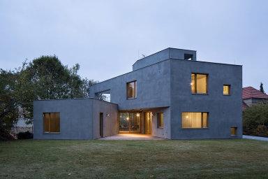 Nominace na české ceny pro architekty má 33 staveb, převládají rodinné domy. Podívejte se na některé z nich
