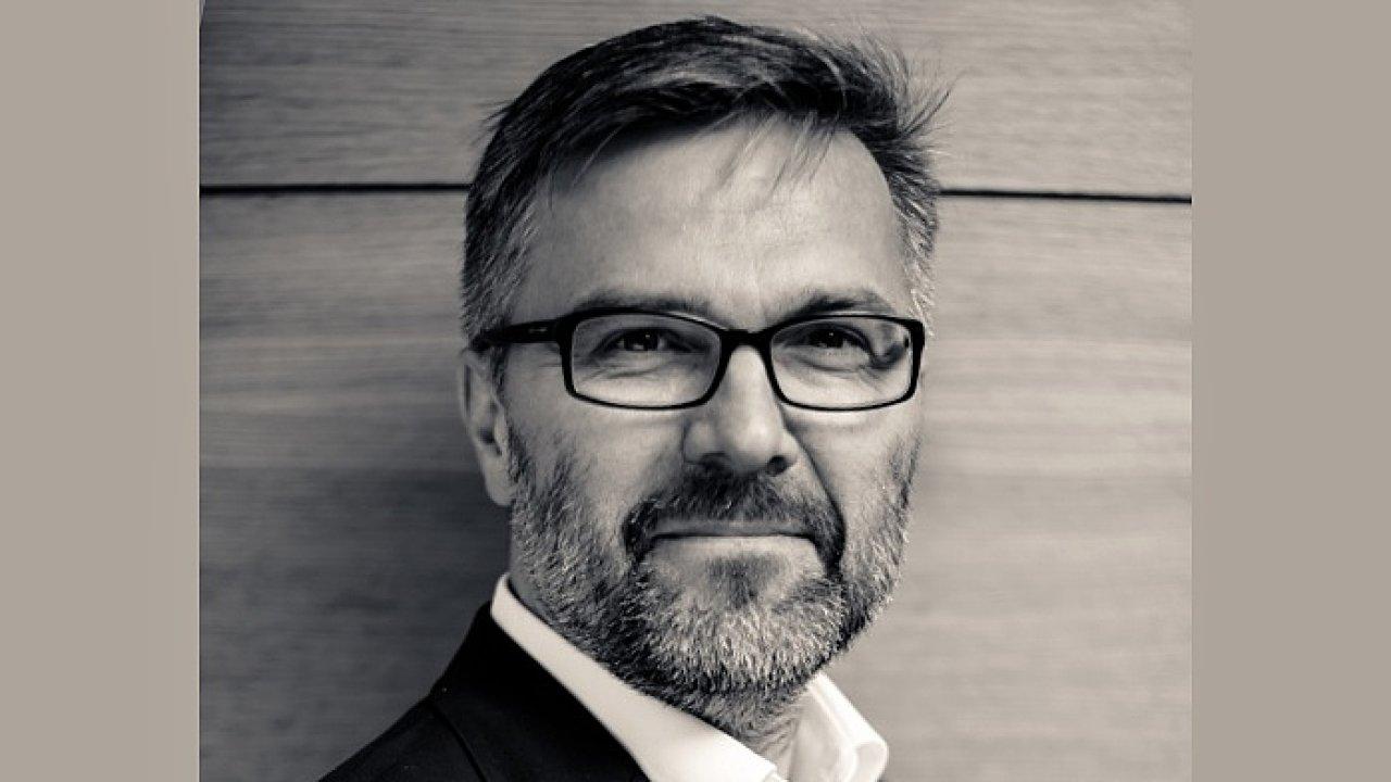 Vladimír Matouš, člen představenstva Raiffeisenbank odpovědný za oblast řízení IT